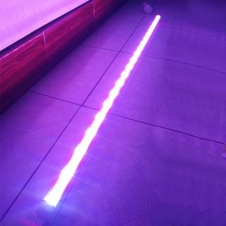 Đèn Quang Hợp Trồng Cây Trong Nhà Green Smart Light 30W (đèn dài 1.2 mét) được ứng dụng rộng rãi như trồng rau sạch tại