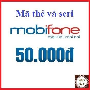 Mã thẻ Mobifone 50k (thẻ cào Mobi 50.000đ) - 3000928 , 323817584 , 322_323817584 , 47000 , Ma-the-Mobifone-50k-the-cao-Mobi-50.000d-322_323817584 , shopee.vn , Mã thẻ Mobifone 50k (thẻ cào Mobi 50.000đ)