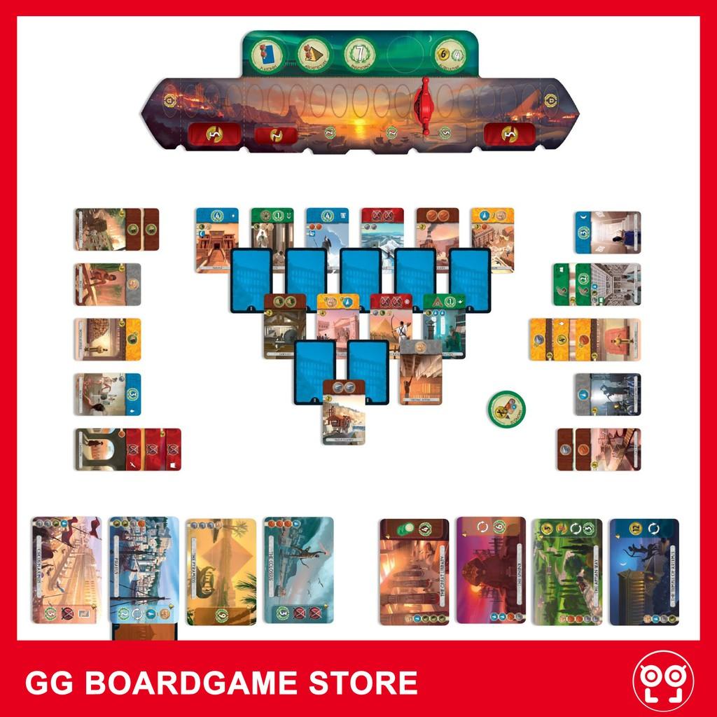 7 Wonders Duel - Boardgame thách đấu 7 kì quan