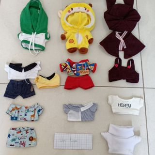 [doll 20 cm ] Nhượng outfit
