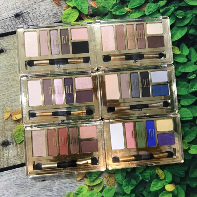 Phấn mắt Milani EyeShadow Collection?