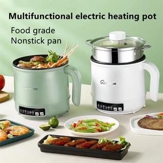 nồi mini nồi lẩu mini Nồi Điện Đa Năng thiết bị gia dụng 5 Trong 1 nồi nấu lẩu bếp điện mini