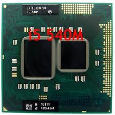 CPU core i5 560M - CPU LAPTOP