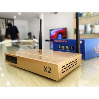 TV BOX - VINABOX X2 ANDROID BOX HÀNG CÔNG TY