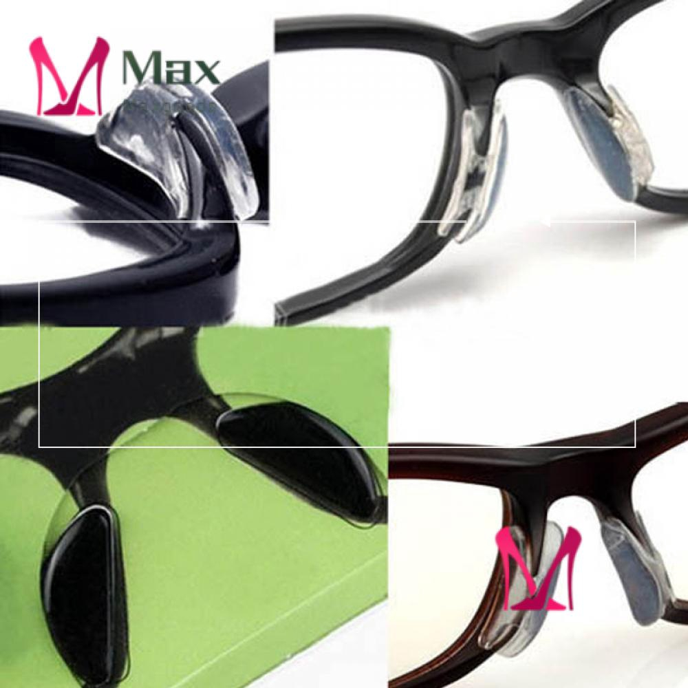 💋MAX Pair Comfortable Sunglasses Practical Soft Nose Pads