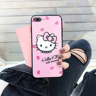 Ốp lưng dẻo Hello kitty Iphone 6 6S 6PLUS 6SPLUS 7 7plus 8 8plus