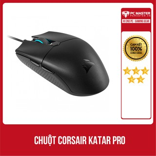 Chuột Corsair Katar Pro (PAW3327) (CH-930C011-AP) thumbnail