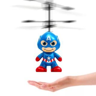 Đồ chơi trẻ em đồ chơi thông minh siêu nhân cảm ứng bay