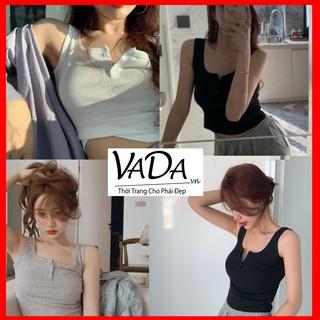 Áo thun Crotop 3 lỗ xinh yêu, hàng đẹp chất dày mịn cao cấp – Thời trang VADA – A39