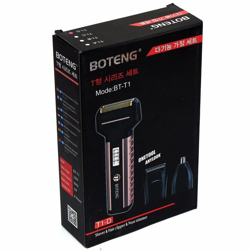 Tông đơ cắt tóc kiêm máy cạo râu BOTENG 3 chức năng - 2481568 , 791984651 , 322_791984651 , 150000 , Tong-do-cat-toc-kiem-may-cao-rau-BOTENG-3-chuc-nang-322_791984651 , shopee.vn , Tông đơ cắt tóc kiêm máy cạo râu BOTENG 3 chức năng
