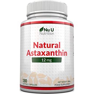 Natural Astaxanthin 12mg