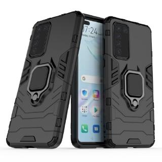 Huawei P40 Case Shockproof Full Protection Armor Magentic Ring Bumper Phone Cover V1fg