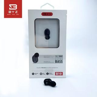 [Mã 2404EL10K giảm 10K đơn 20K] Tai Nghe Bluetooth BYZ-B19 [ Bảo Hành 1 Tháng]