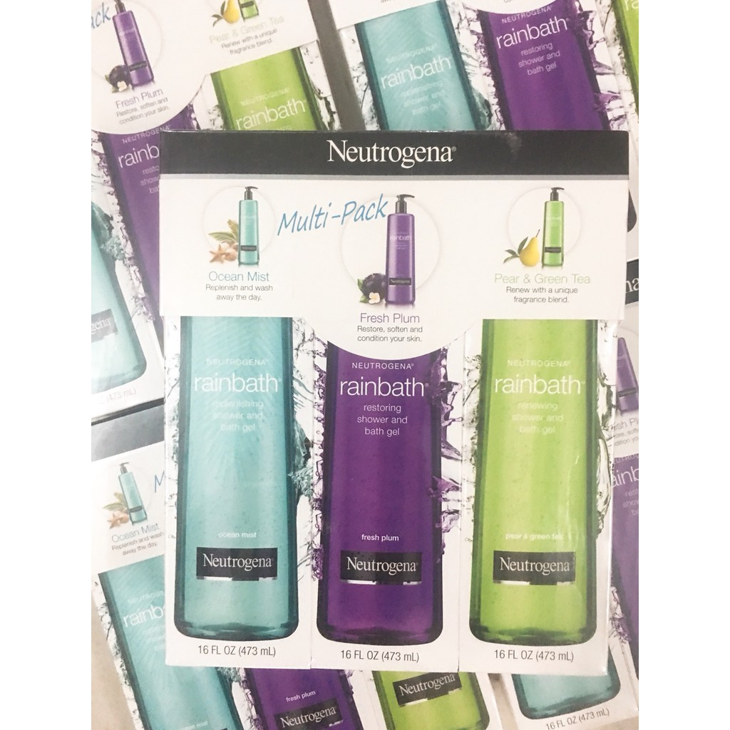 Sữa tắm Neutrogena Rainbath 473ml - 2472640 , 1268199991 , 322_1268199991 , 230000 , Sua-tam-Neutrogena-Rainbath-473ml-322_1268199991 , shopee.vn , Sữa tắm Neutrogena Rainbath 473ml