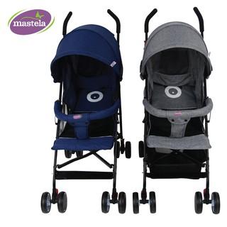 Xe đẩy du lịch cho bé Mastela MSTL605 gấp gọn dễ dàng và đặc biệt nhẹ nên mẹ có thể mang theo khi đi du lịch, bỏ vào cốp thumbnail