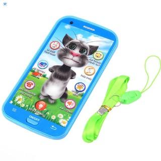 [GIỚI HẠN]Điện thoại mèo tôm biết nói 10 chức năng cho bé tập nói