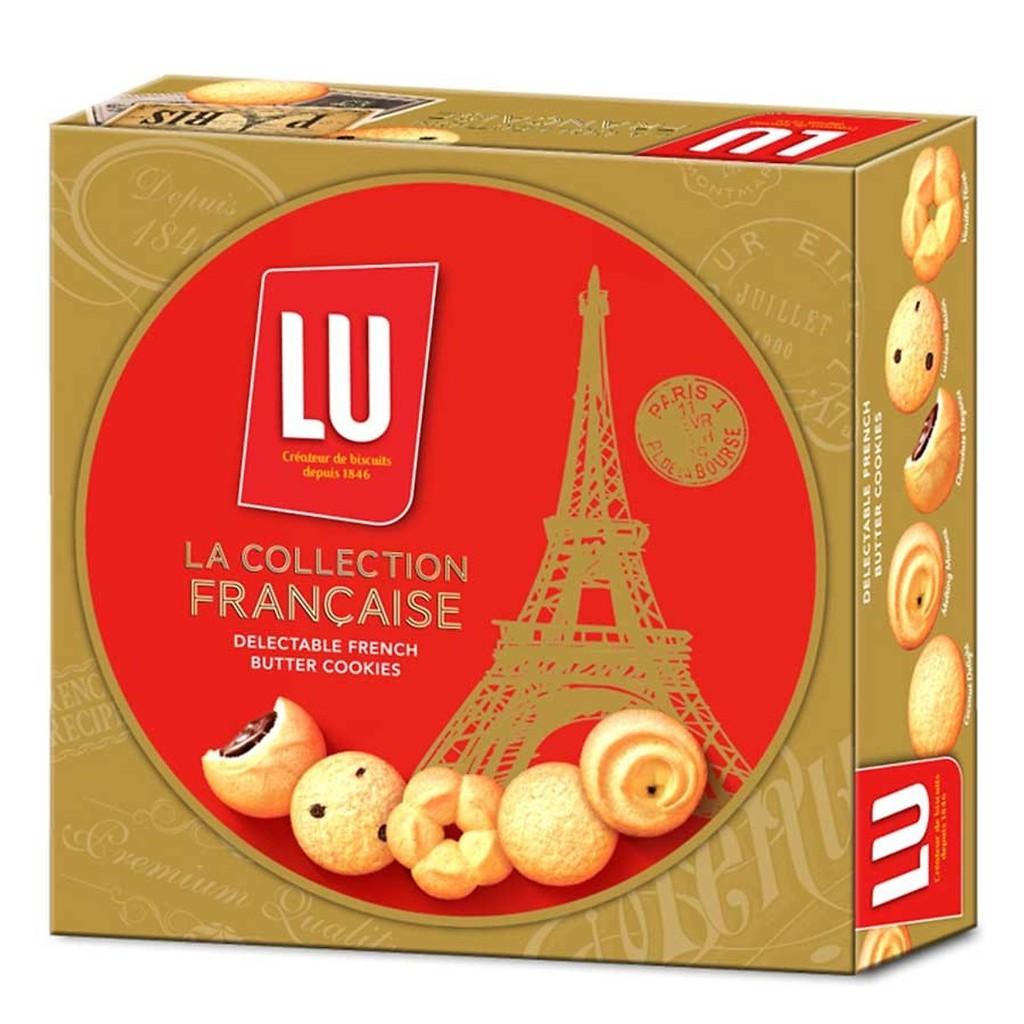 Bánh Quy Bơ Pháp LU 540g