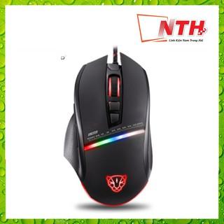 [Mã 159ELSALE hoàn 7% đơn 300K] CHUỘT MOTOSPEED V10 (A3050) RGB Gaming mouse có LED thay đổi theo DPI thumbnail