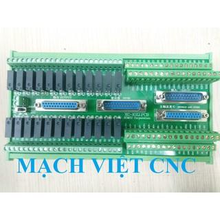 Mạch breakout cho bộ điều khiển XC609-709-809 (kèm 4 cáp LPT)