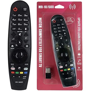 Điều Khiển Từ Xa Cho LG 3D Smart Tivi AM-HR650A AN-MR650A MR-18 AN-MR50 UF9500 UF7702 OLED 5EG9100 55EG9200 AN-MR600G AN