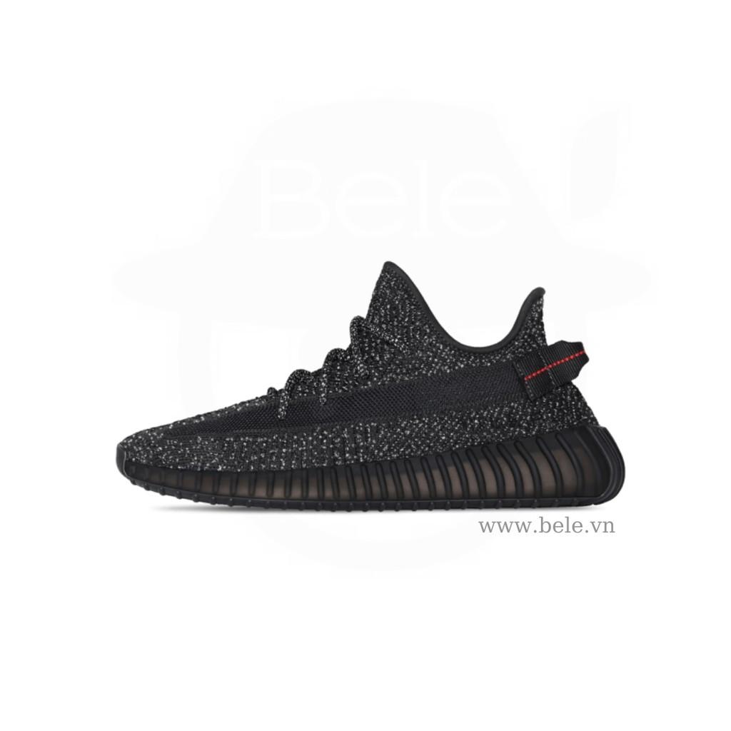 Giày Adidas Yeezy 350 v2 Static Đen 1:1