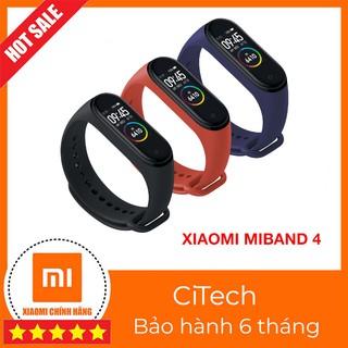 ( Full Tiếng Việt) Vòng đeo tay thông minh theo dõi sức khỏe Xiaomi Mi Band 4