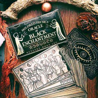 Bộ bài Oracle of Black Enchantment