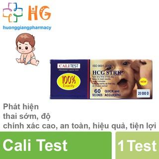 Que thử thai Cali Test (Hộp 1 Que) thumbnail