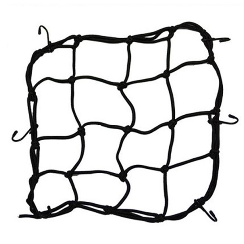 Lưới Ràng Hành Lí 6 Móc Cho Xe Máy