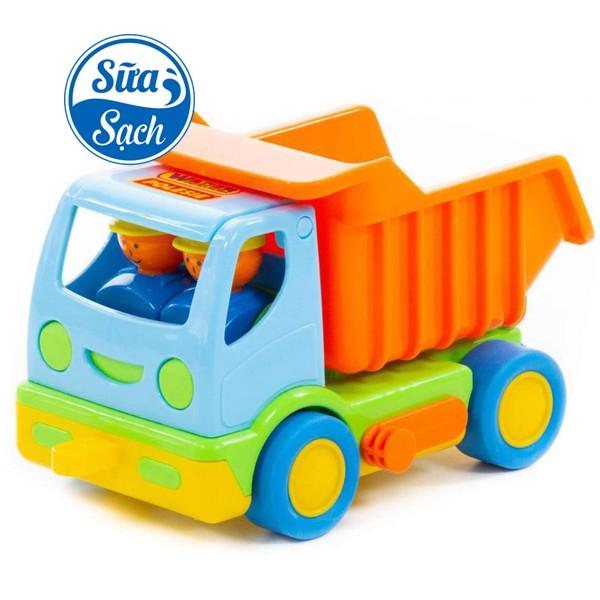 Xe tải HaLi đồ chơi – Polesie Toys