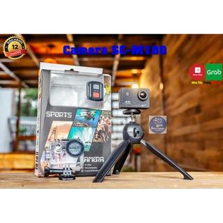 Camera SC-M100 (Hỗ Trợ Gắn và Tặng Mic Rời)