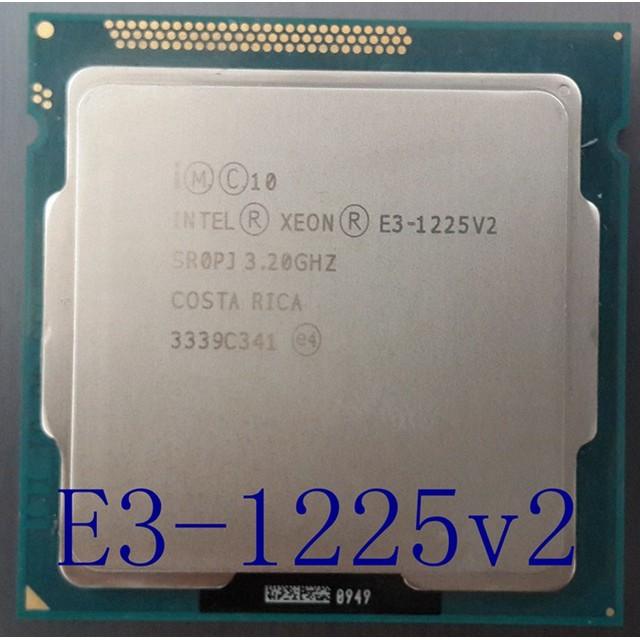 CPU Xeon® Processor E3-1225 v2 (8M Cache, 3.20 GHz)