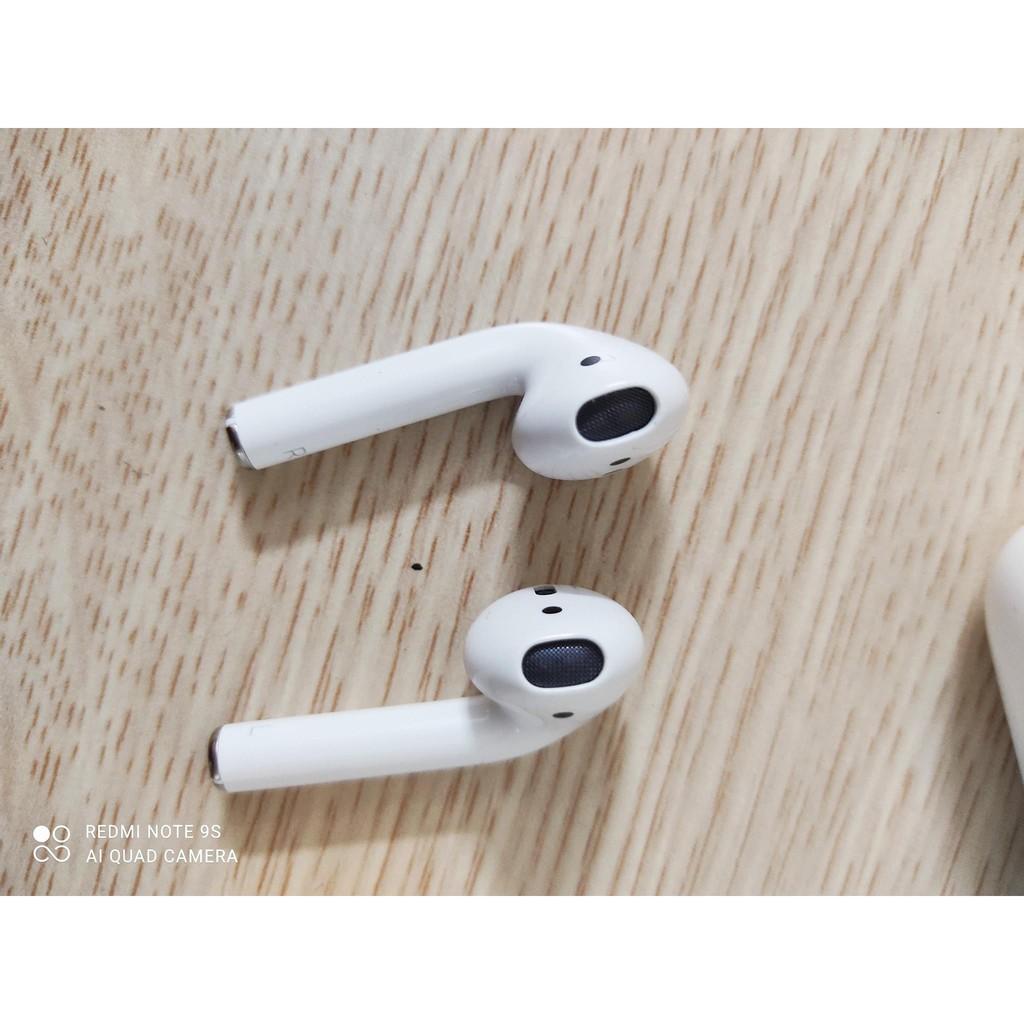 Tai Nghe iPhone AIRPODS 2 [BẢN CAO CẤP - BH 12T] Tai Nghe Bluetooth Dùng cả IOS và Android - Tai Nghe Nhét Tai Không Dây