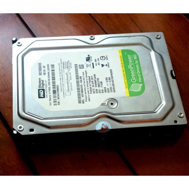 Ổ cứng gắn trong máy tính HDD Western Digital 160GB Green [GJ]