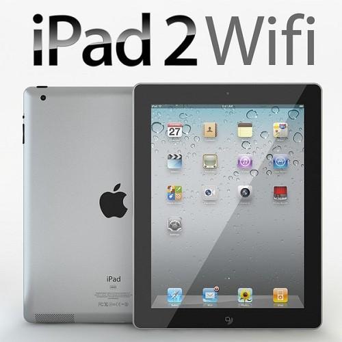 ipad 2 wifi 16G nguyên bản