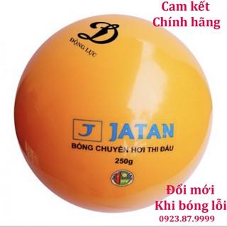 (CHÍNH HÃNG) Bóng chuyền hơi Động Lực Jatan 250 g, 200g + Tặng kim bơm bóng