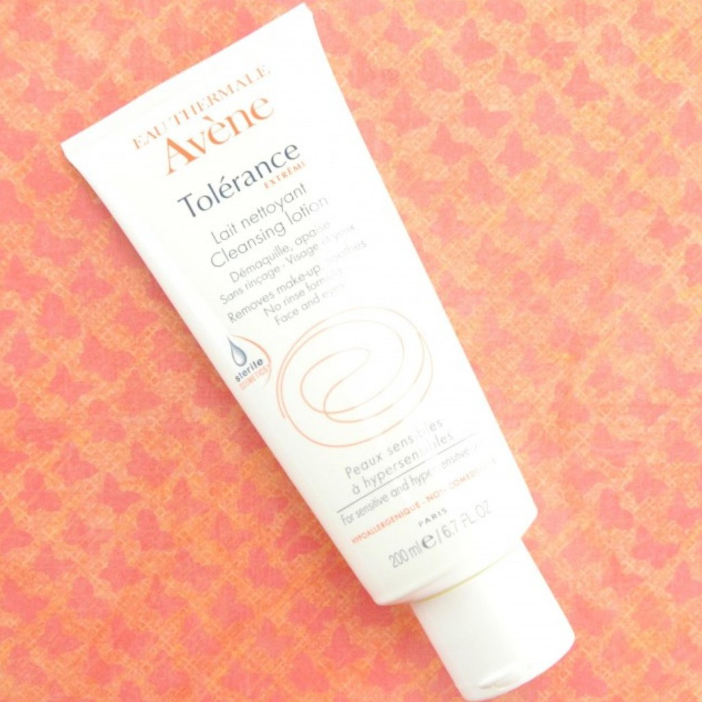 Kem dưỡng cho da quá nhạy cảm và dị ứng - Tolerance Extreme Cream - Avene