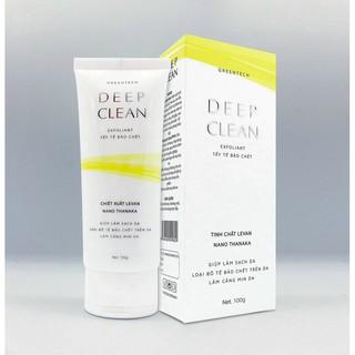 Tẩy Tế Bào Chết Sinh Học DEEP CLEAN 100g