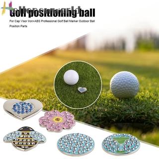 Dụng Cụ Đánh Dấu Bóng Golf Bằng Nhựa Abs thumbnail