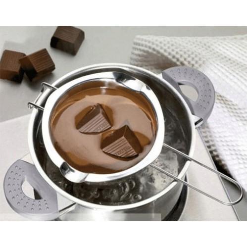 Nồi nấu socola & bơ cách thủy - Stainless Universal Double Boiler / Chocolate Melting Pot - 3020033 , 661123808 , 322_661123808 , 109000 , Noi-nau-socola-bo-cach-thuy-Stainless-Universal-Double-Boiler--Chocolate-Melting-Pot-322_661123808 , shopee.vn , Nồi nấu socola & bơ cách thủy - Stainless Universal Double Boiler / Chocolate Melting Pot