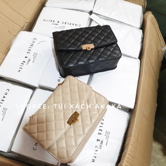 Túi ô trám size 25cm hàng xuất dư vỡ hộp ảnh thật tại kho - Túi Xách Akaka (22)