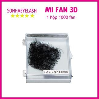 Mi fan 3D, Mi volume 3D