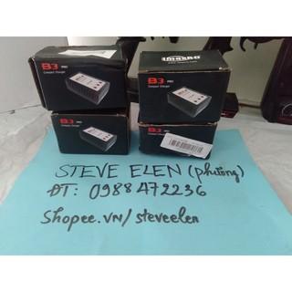 Bộ sạc cân bằng đơn giả RC TOY B3 LiPo 10W 2s-3s Pin lithium 7.4v 11.1v Pro Bộ sạc nhỏ gọn B3AC