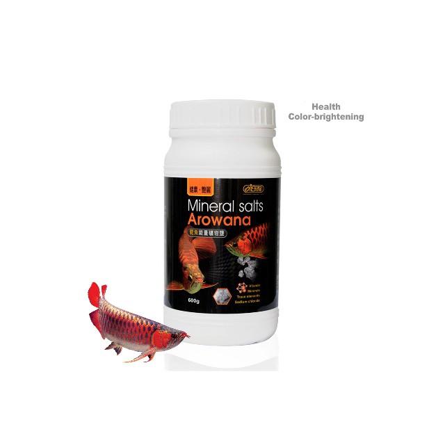 Ista Arowana Mineral Salt - Muối bổ sung khoáng dành cho cá Rồng