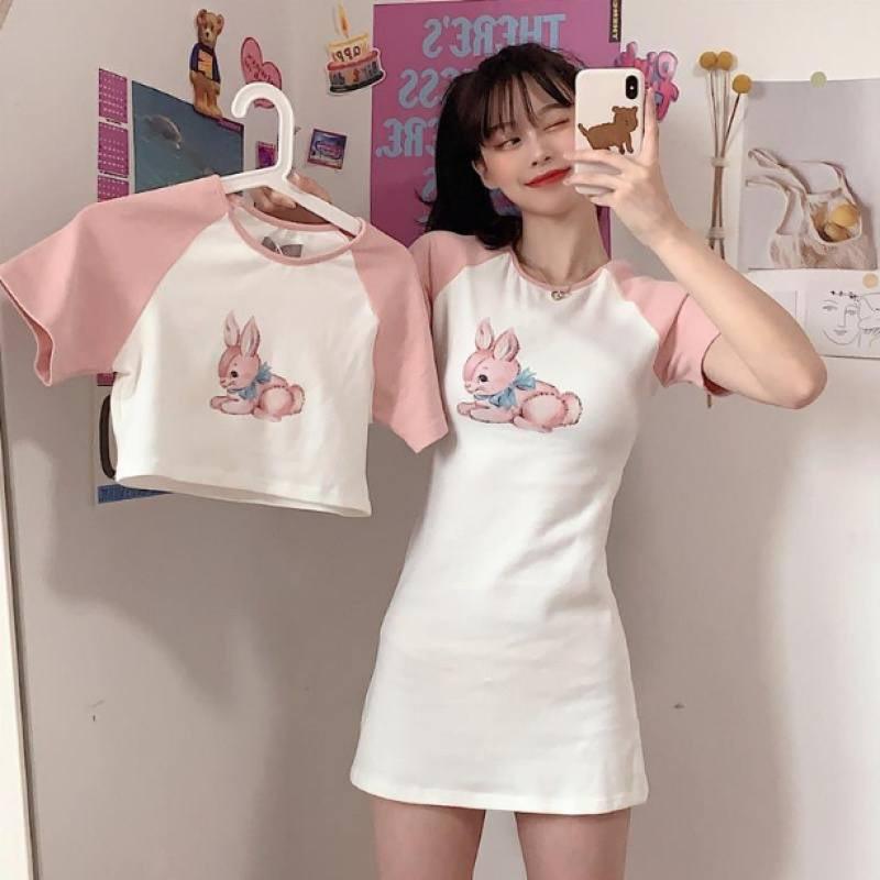 Váy Thỏ, Áo Thỏ Dễ Thương