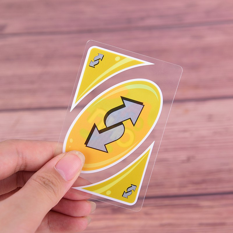 uno game cards family funny entertainment board game poker playing cards