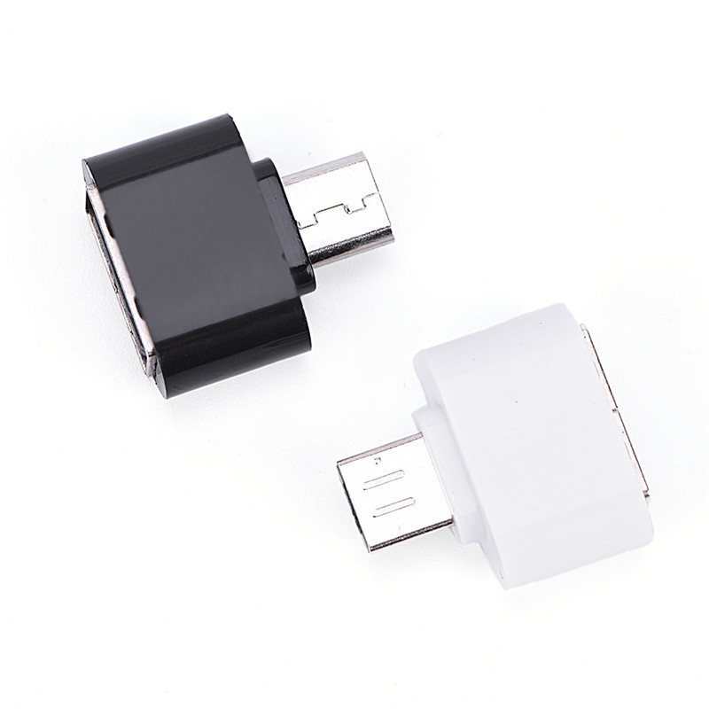TCMY Mini OTG Cable USB OTG Adapter Micro USB Converter for Tablet PC Android Giá chỉ 6.400₫
