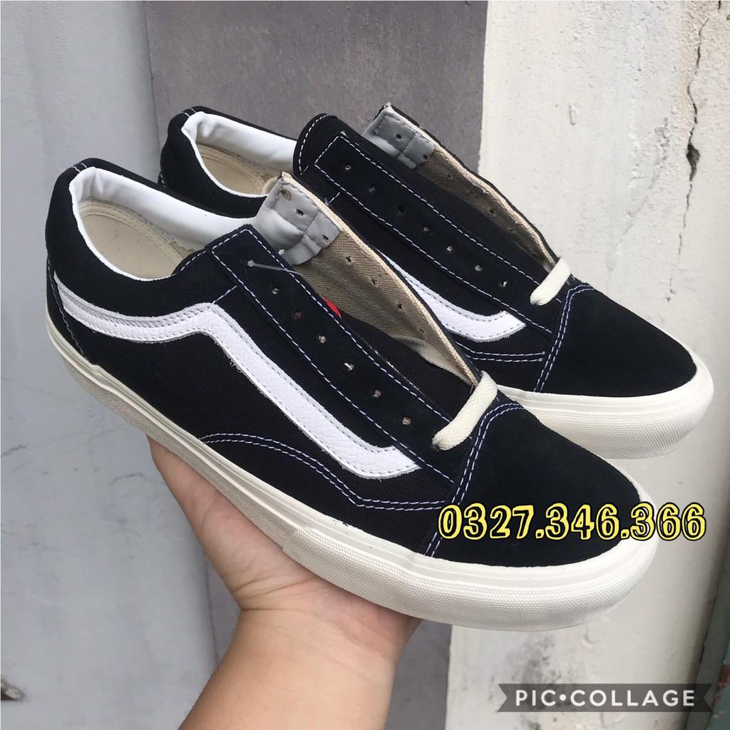 Giày Thời Trang Vault 11(OG) Da Lộn 2020