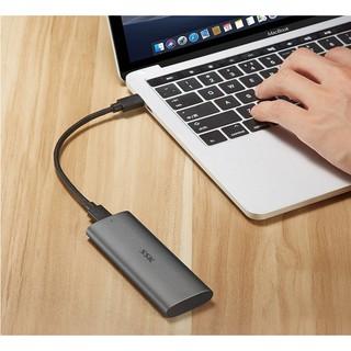 Ổ cứng di động SSD SSK 500/1000Gb type-C 3.1