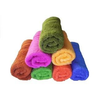 Bộ 3 khăn tắm cotton 50x100cm